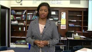 High school shrinks achievement gap by setting a high bar