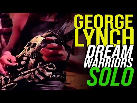 Dokken Dream Warriors Guitar Solo Lesson, George Lynch - Lynch Lycks S3 Lyck 44