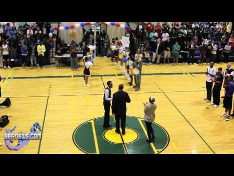 Bermuda Thanksgiving Basketball Classic - Comments & Anthems Played