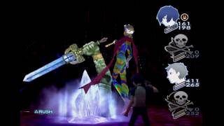 Shin Megami Tensei : Persona 3 FES -151- Judgement Sword
