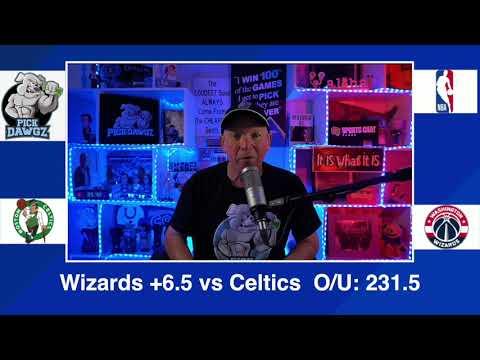 Washington Wizards vs Boston Celtics 2/14/21 Free NBA Pick and Prediction NBA Betting Tips