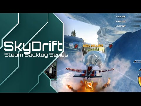 Steam Backlog Series: SkyDrift |