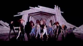 Клип женской группы T-ara