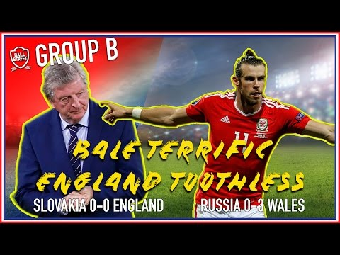 SLOVAKIA 0-0 ENGLAND | RUSSIA 0-3 WALES | LIVE AND UNCENSORED MATCH REACTION | SOCIAL CLUB