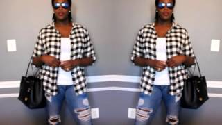 How I Style: The Plaid Shirt | Look Book