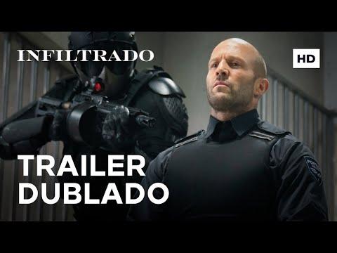 Infiltrado | Hoje nos Cinemas | Trailer Dublado