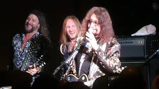 """""""Ozone & What's on Your Mind & NY Groove"""" Ace Frehley@Hilton Parsippany, NJ 12/9/18"""