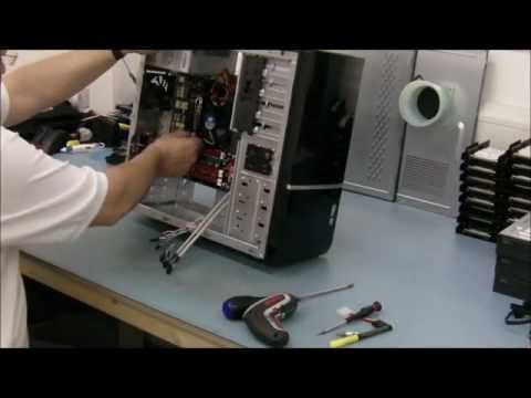 Target Components Bespoke System Build