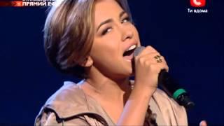 X Factor Ukraine Х Yulia Plaksina X фактор Украина