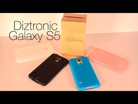 cheap for discount 15502 26463 Diztronic Samsung Galaxy S5 Cases Review - YouTube