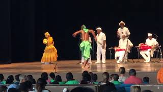 Troupe Da Da African Dancing and Singing at The Mann Center in Philadelphia