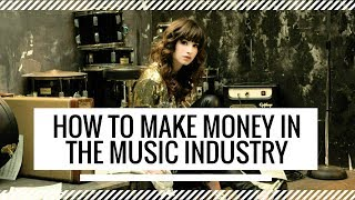 How To Make Money In The Music Industry Today 2018 | ArtistHustle TV