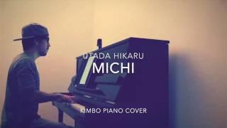 Gambar cover Utada Hikaru - Michi 道 (lit. Road) (Piano Cover)