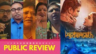 Kedarnath Movie PUBLIC REVIEW | Sushant Singh Rajput, Sara Ali Khan | Abhishek Kapoor Film