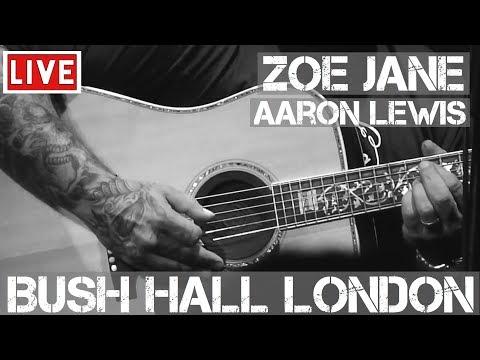 Aaron Lewis - Zoe Jane (Live & Acoustic) in [HD] @ Bush Hall, London 2011