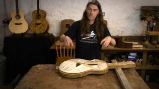 Tools for building Acoustic Guitars