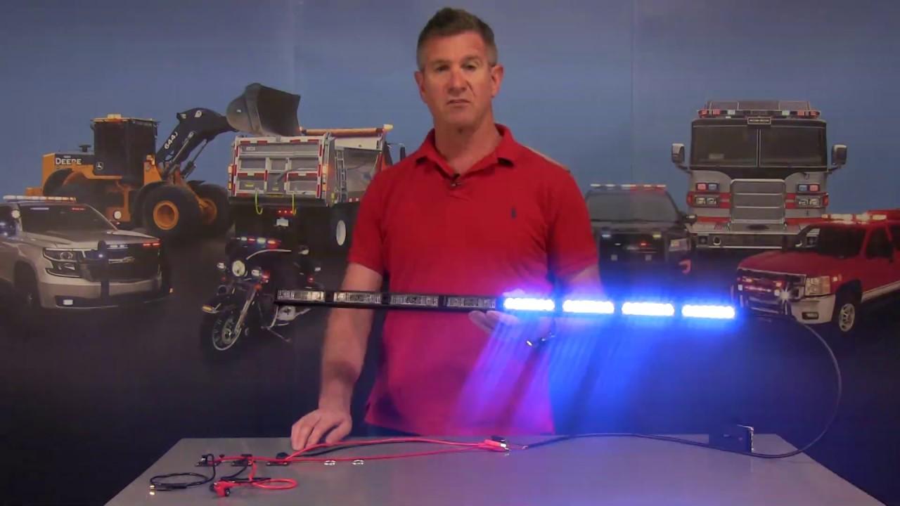Strobes N' More E68 LED Stick - StrobesNMore com