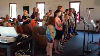 Download Sky VBS 2012 - You Can Trust God MP3 song and Music Video
