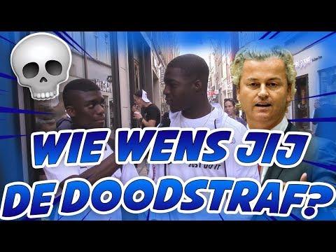 WIE WENS JIJ DE DOODSTRAF? - AMSTERDAM