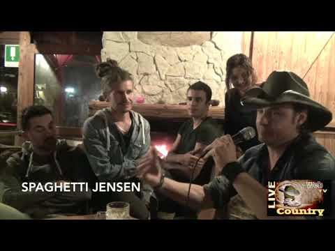 Spaghetti Jensen _ 2   Le interviste   Country Live WebTV