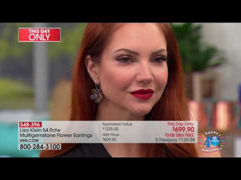 HSN | Lisa Klein Fine Jewelry Premiere 07.28.2017 - 02 AM