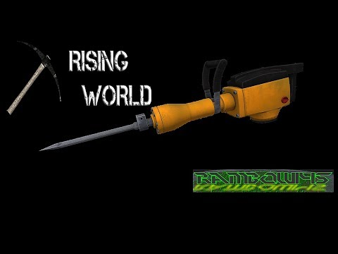 Rising world - Cool Mining Tools