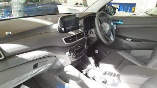 New Hyundai Tucson BS6 Model   Looks Stunning   Exterior & Interior in 4K 60FPS   Premium SUV