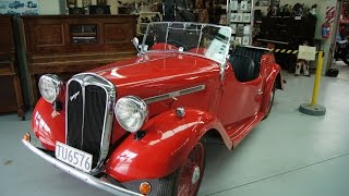 Matthews Vintage Car & Machinery Collection