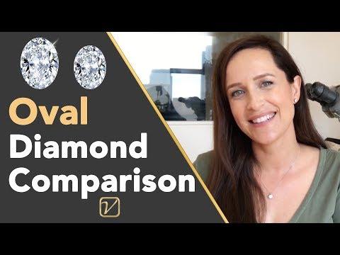 Oval Diamond Size Comparison | Facebook Post Recap of 1.50ct Oval Diamond