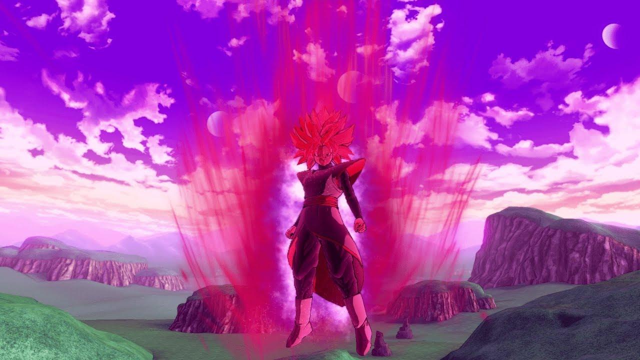 Dragon Ball Xenoverse 2 DLC 9 Super Saiyan God Super Saiyan