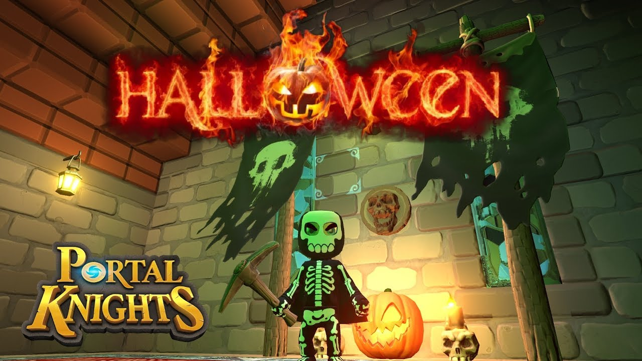 Portal Knights Halloween Event 2020 Portal Knights   Halloween Event 2017   YouTube