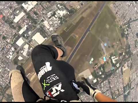 World games skydive Swoop