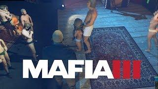 КУЧА ГОЛЫХ БАБ! СЪЕМКИ ПОРНО! - Mafia III #24