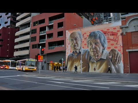 Buses in Inner Melbourne 'Transdev Shortage'  Part 2 28/9/17