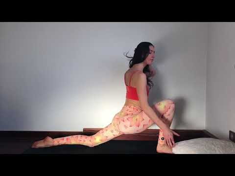 Yin Yoga for Better Digestion - Full Sequence