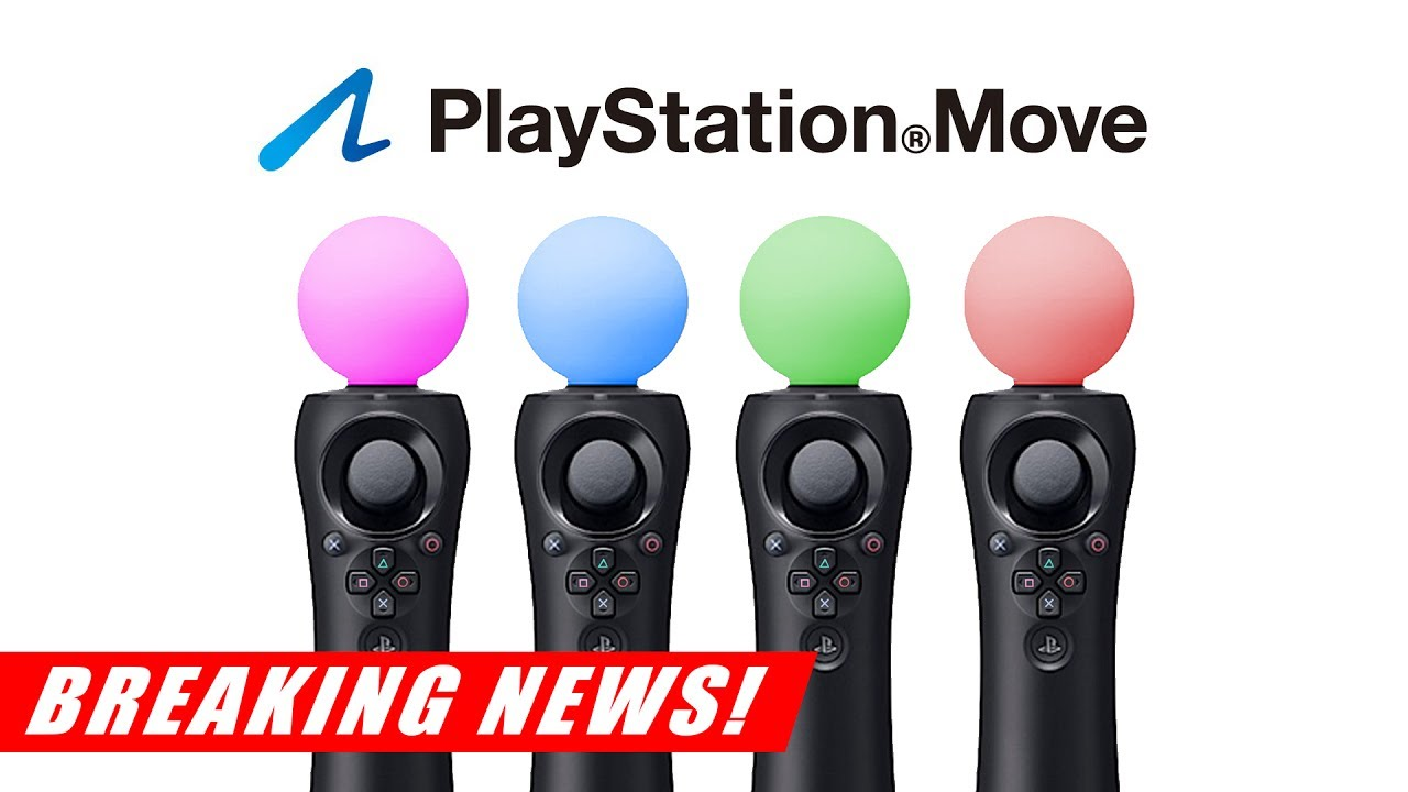Rumor We Re Getting New Move Controllers Youtube