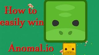 Mope.io + Deeeep.io + Agar.io || How to easily win || Anomal.io