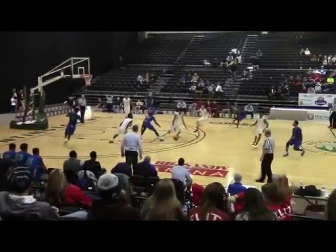 Jordan Cannady Atlantic Shores Christian School 2015-16 Senior Mixtape