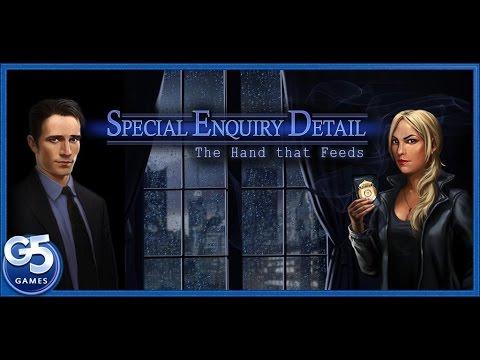 Департамент особых расследований: Благотворительное убийство - Gameplay #1 (ios, Ipad) (RUS)