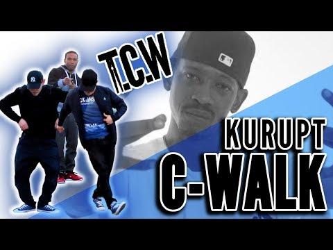 TCW x KURUPT C-WALK 2018