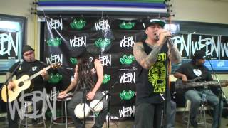P.O.D. Performs Youth of the Nation LIVE at WEBN