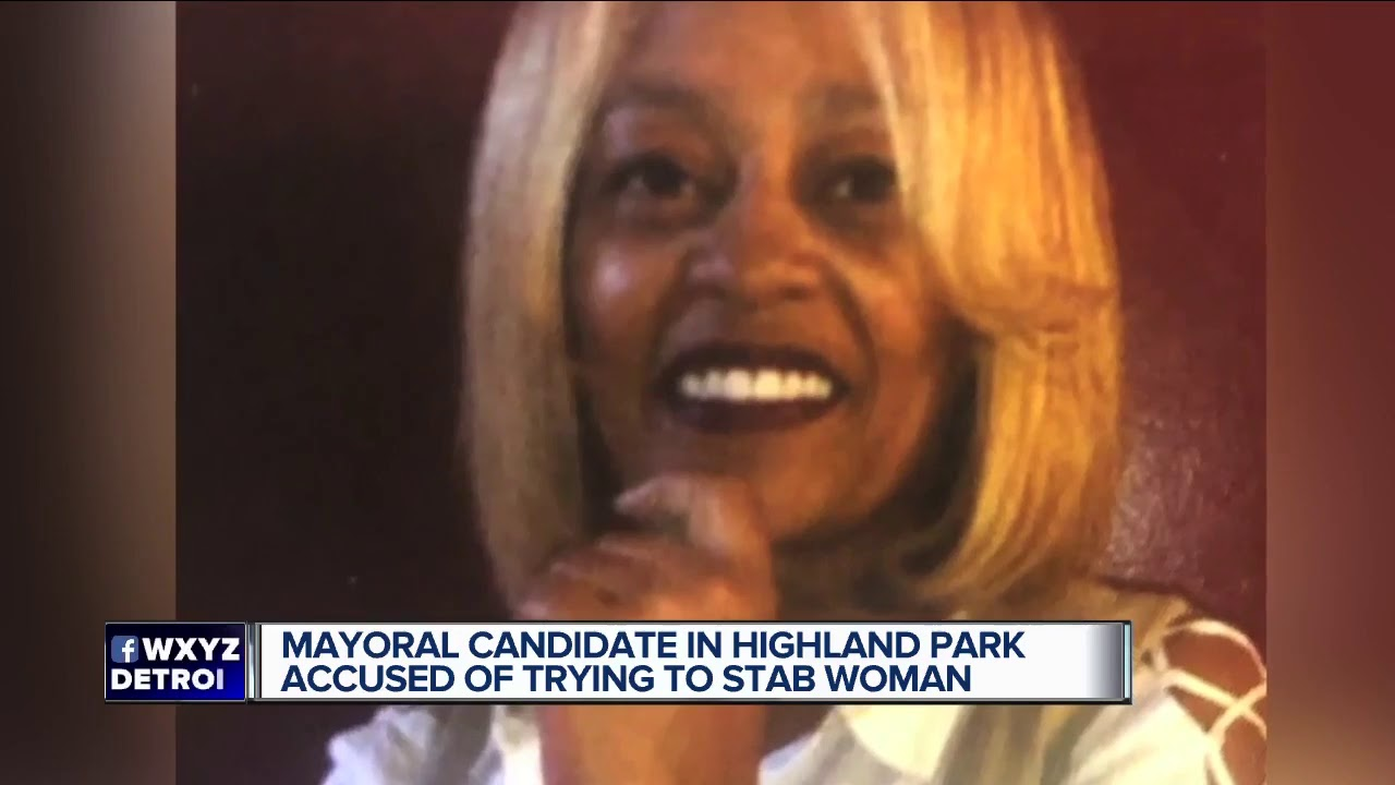 Woman stunned to see alleged attacker running for mayor in Highland Park