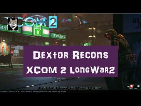 Recon Xcom 2 Long War