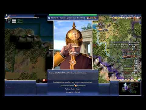 Le Brasier de l'Europe Episode 7 (Civilization IV Coop)