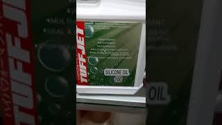 Tuff Jet Silicone oil 100