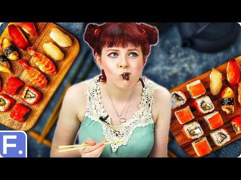 Irish People Taste Test Sushi For The First Time