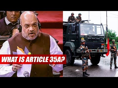 What Is Article 35A? What Does The Repeal Mean To Property Rights In The State?