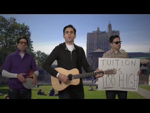 Remy: Students United (Tuition Protest Song)