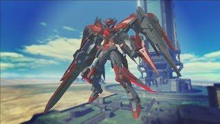 Gundam Breaker 2 - Island Iffish Mission 6 (Exia Dark Matter) 0-Raiser