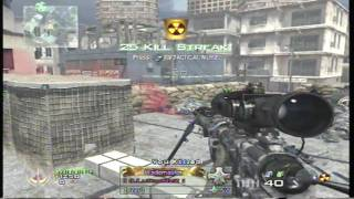How to get a Tactical Nuke with a Care Package in Call of Duty!